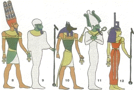 Egyptští bohové