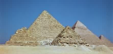 Pyramidový komplex u Gízy