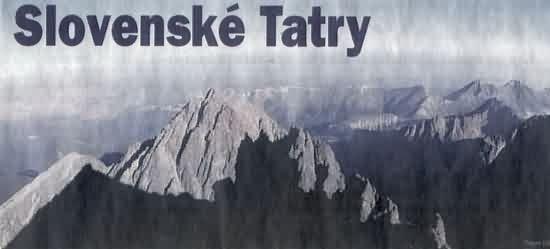 Slovenské Tatry - Vysoké, Nízké